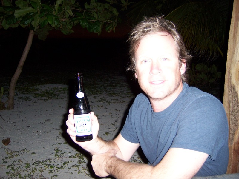 beer in belize