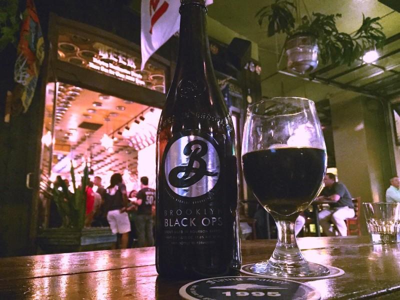 Brooklyn Black Ops Beerknews Flying Saucer
