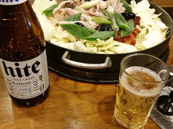 Hite craft beer in South Korea Beer Scene Beerknews