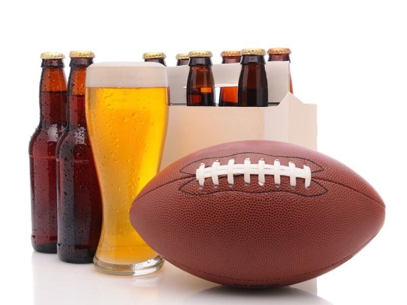 big game Super Bowl beer