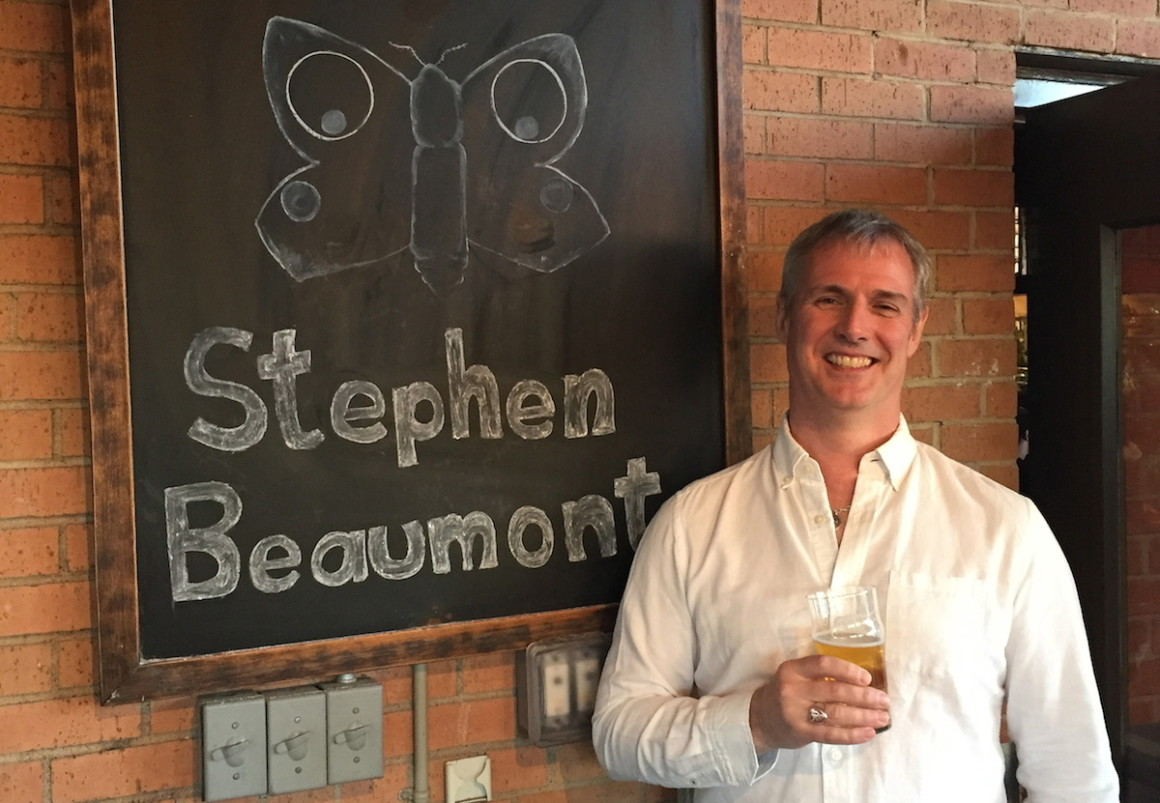 Stephen Beaumont Beerknews Beer and Food Companion
