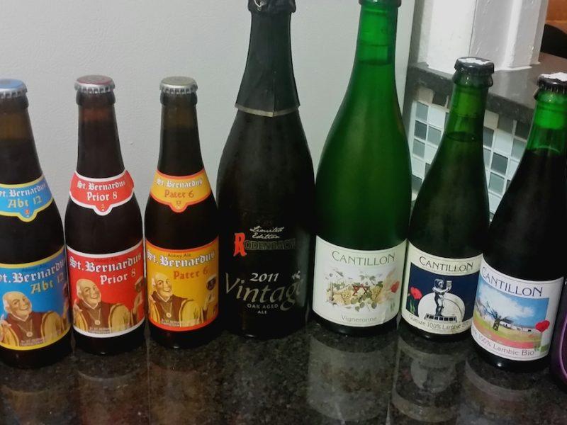 Belgian Beer styles