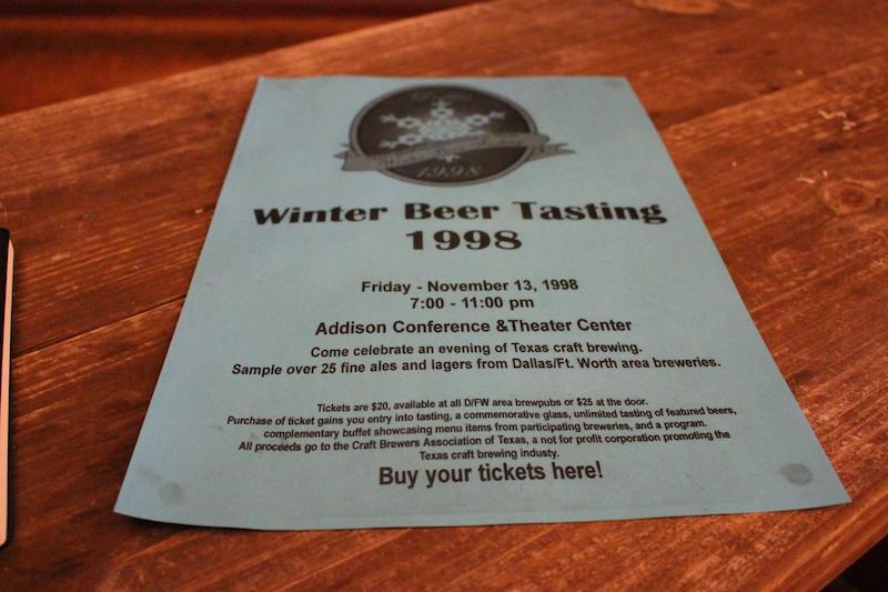 NTX Beer Week Celebrate Flying Saucer