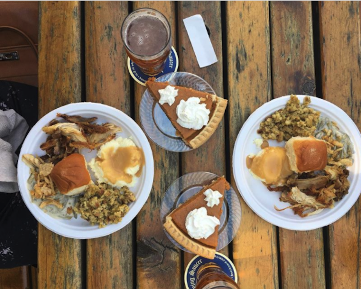 Thanksgiving Beer Pairings that Don't Suck FLying Saucer Draught Emporium