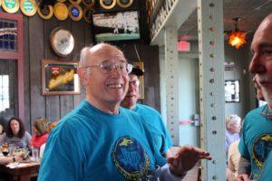 Gary Stringer Addison Flying Saucer Brew Crew