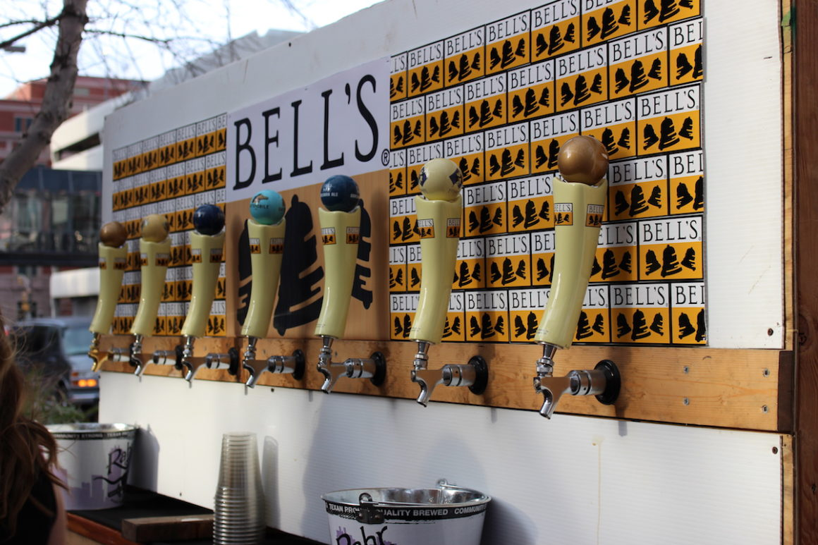 Bell's Brewery Launch in Texas