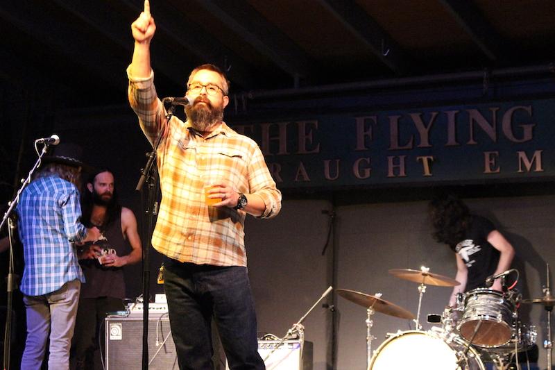 Marc Castaldo Flying Saucer Beer Director Fort Worth Flying Saucer
