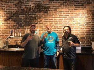 Southern Star Flying Saucer brew crew
