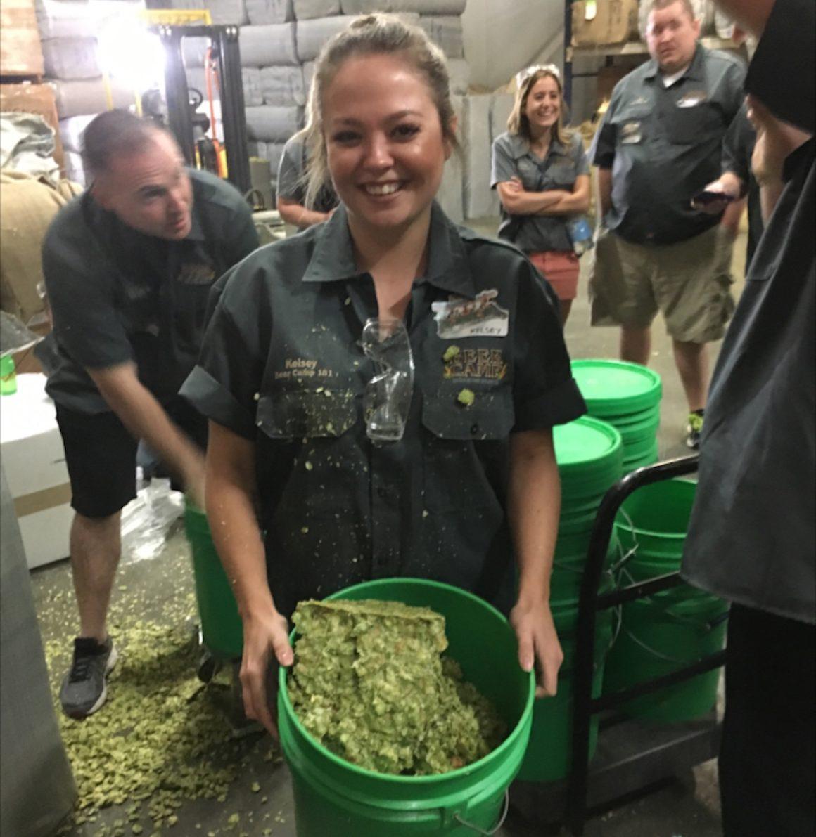 Houston Flying Saucer Sierra Nevada Beer Camp Hopricot