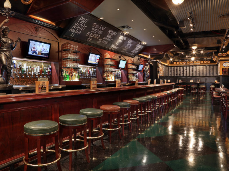 Fort Worthy Flying Saucer DFW Iconic Bar