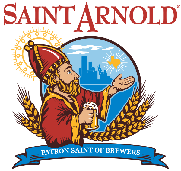 Houston Flying Saucer Saint Arnold Tribute Fellowship of Houston Beer 2