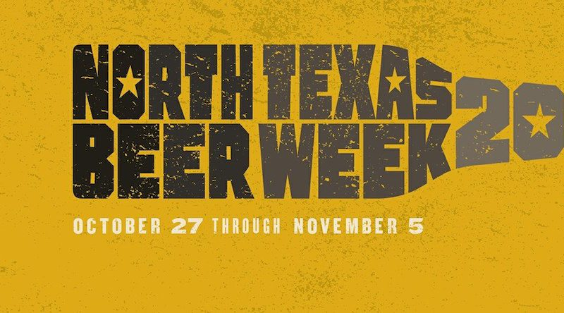 NTX Beer Week Flying Saucer 2017