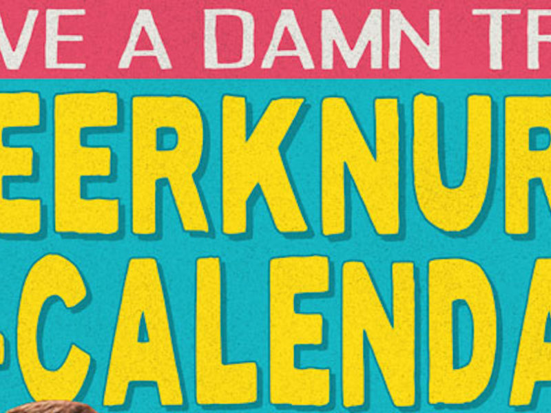 Flying Saucer Beerknurd Calendar