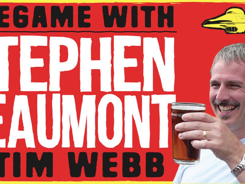 Stephen Beaumont Best Beers Flying Saucer Pregame